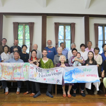 Friends in Japan meet for their Yearly Meeting