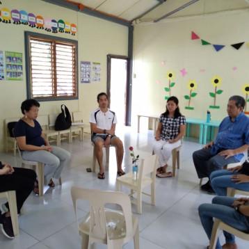 Bohol Worshipping Group, Philippines
