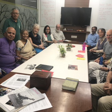 A W P S committee meets in Delhi