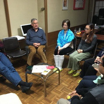 A W P S committee meets in Hong Kong