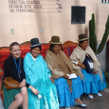 Bolivian Quakers