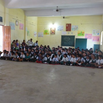 Itarsi girls assembly