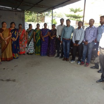 Teachers at Itarsi